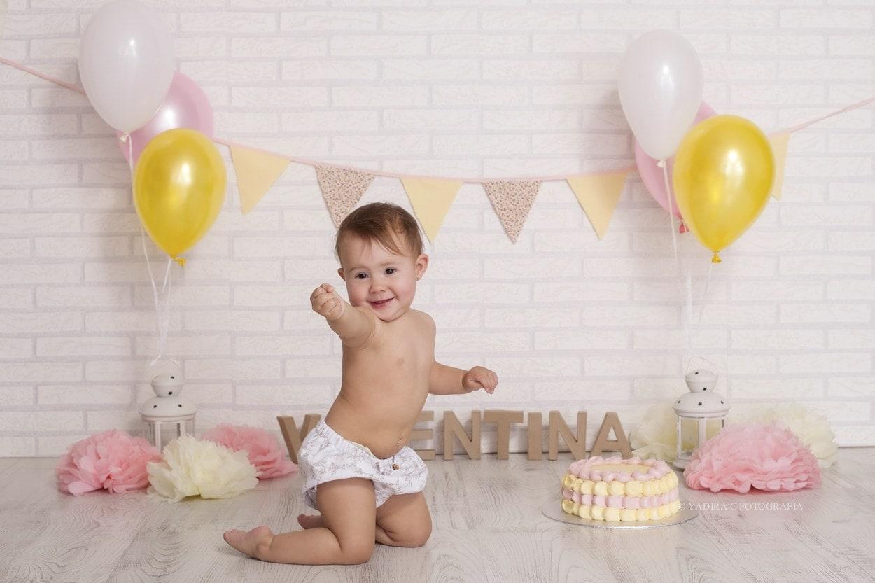 fotografia primer cumpleaños torrent valencia