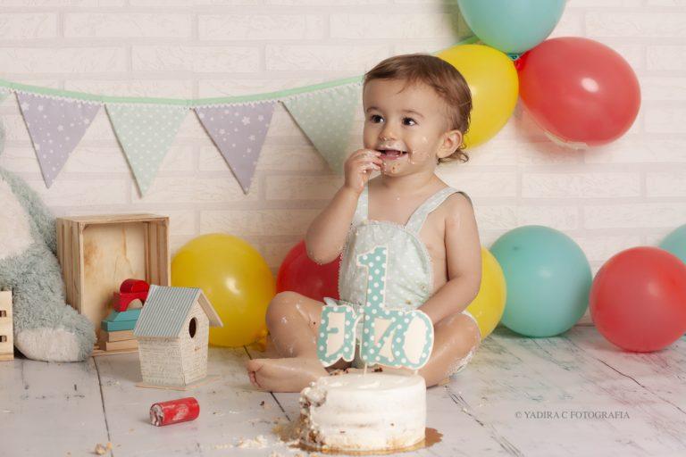 fotografia bebe cumpleaños torrent valencia