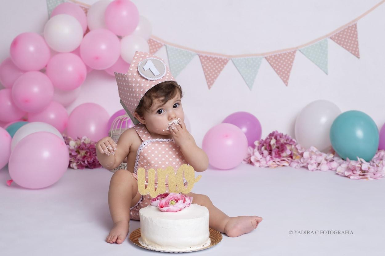 Daniella: Su primer cumpleaños